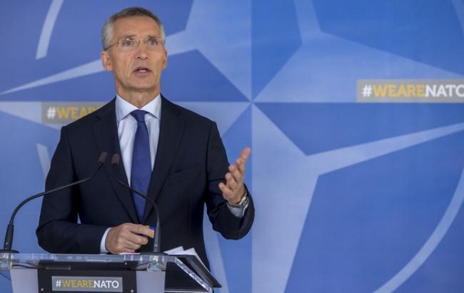 """Відносини НАТО та РФ на найскладнішій фазі з часу завершення """"холодної війни"""", - Столтенберг"""