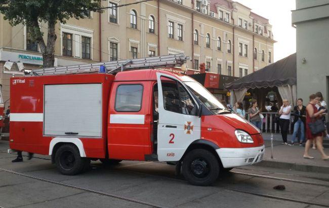 У КМДА розповіли деталі задимлення в київському метрополітені
