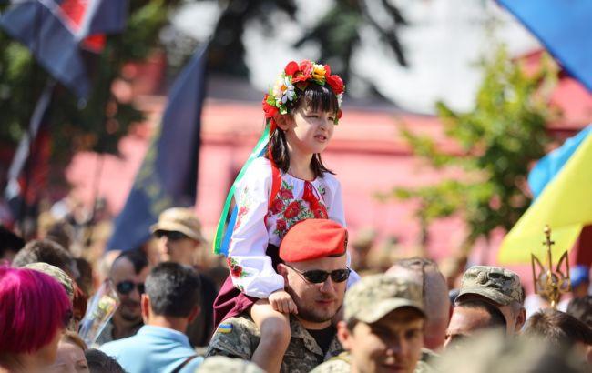 У Києві розпочався Марш захисників України