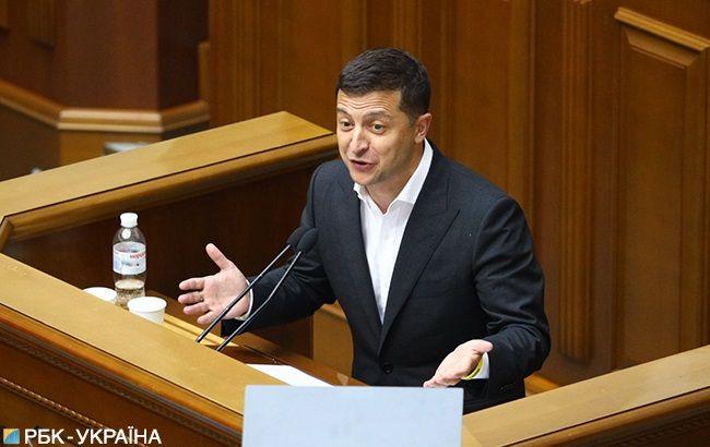 Зеленский снял Баканова, Пристайко и Загороднюка с прежних должностей
