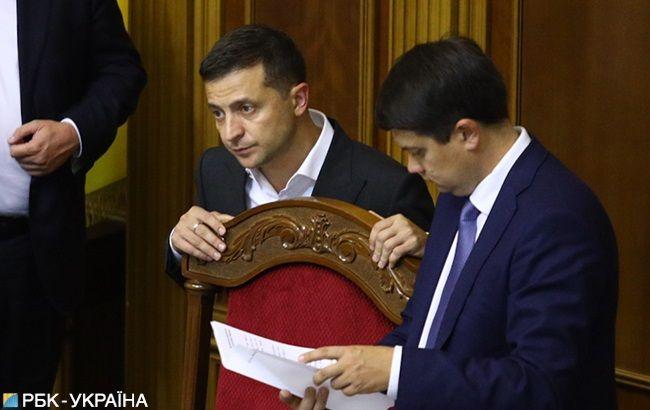 Зеленского пригласят в Москву на День победы