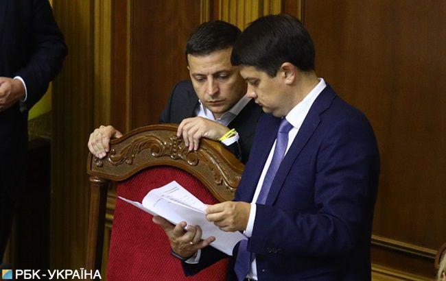"""Дебют """"Слуги народу"""": як партія Зеленського почала управляти країною"""