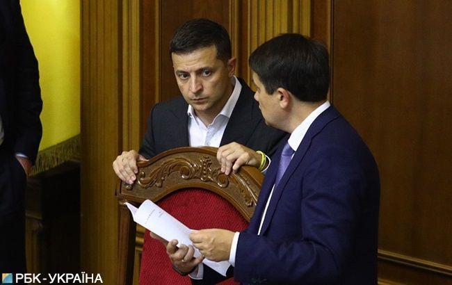 Рада включила закон Зеленского о ГБР в повестку дня сессии