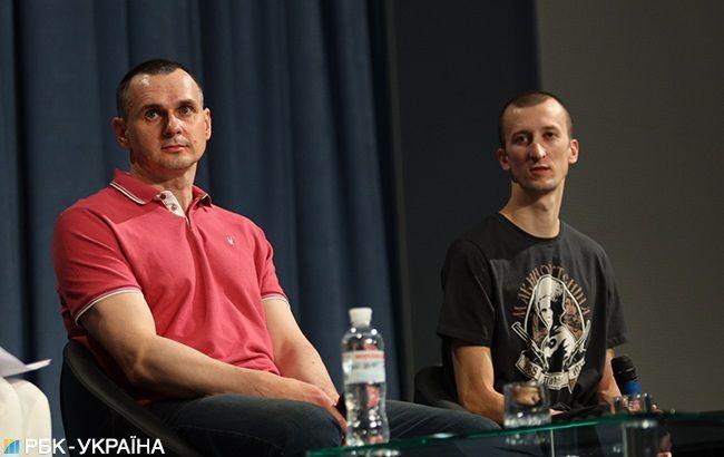 Сенцов і Кольченко: про життя у російських в'язницях і плани на волі