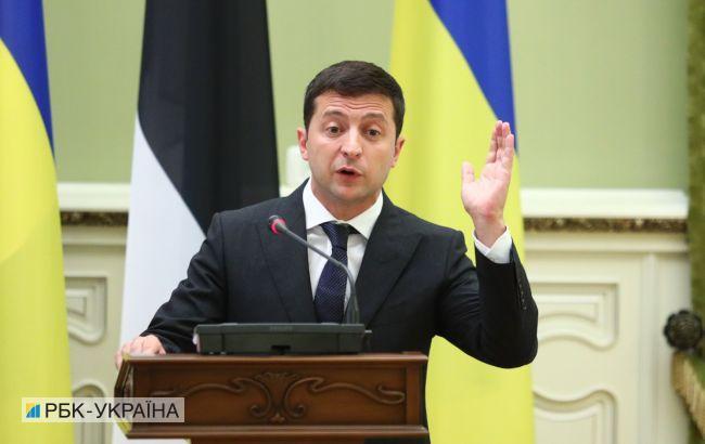 Зеленський назвав умови виборів на окупованому Донбасі