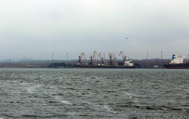 До України прибула чергова партія вугілля з ПАР