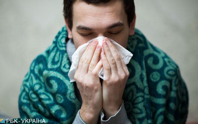 Более 12 тысяч больных: в Харьковской области превышен эпидпорог заболеваемости ОРВИ