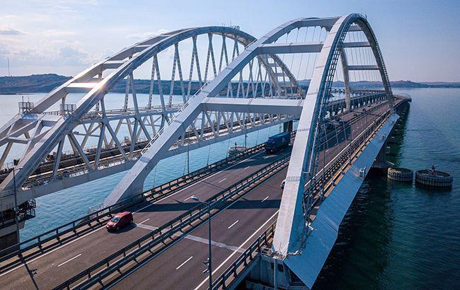 Главное, чтобы никто не погиб: эксперт указал на серьезные проблемы с Крымским мостом