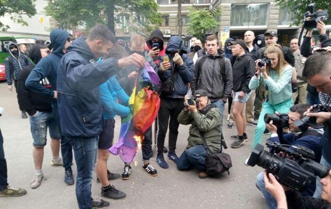 Фото: акція рівності в Харкові