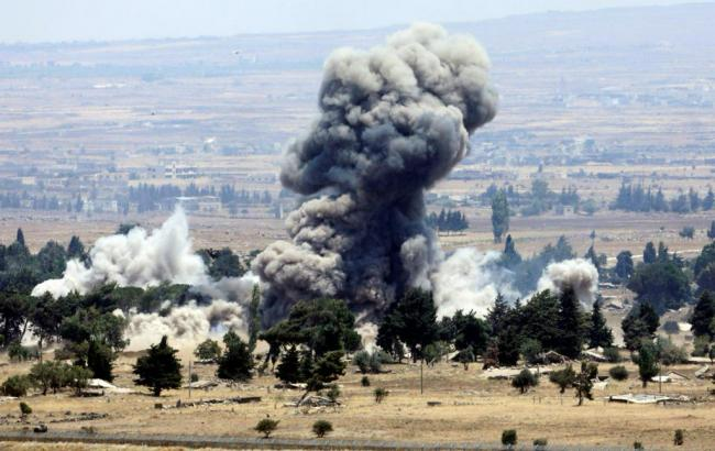 РФвозобновила авиаудары вСирии,