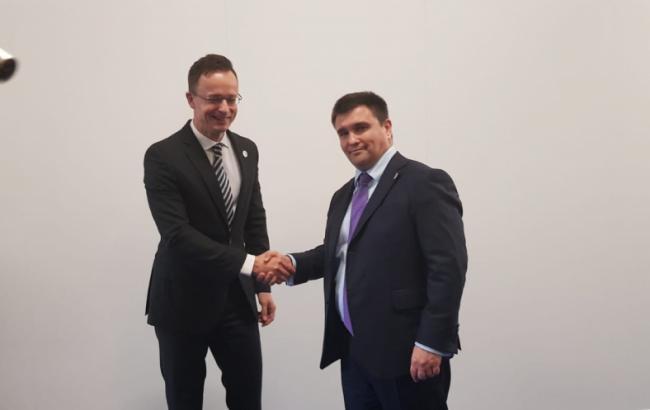 Україна налаштована на покращення українсько-угорських відносин, - МЗС