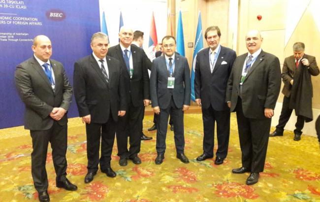 Лавров констатировал деградацию ситуации вЧерноморском регионе