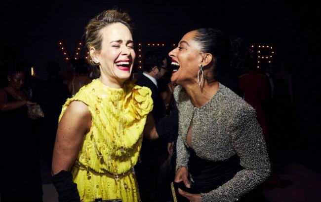 Оскар 2018: голлівудські зірки вразили нарядами на афтепаті (фото)