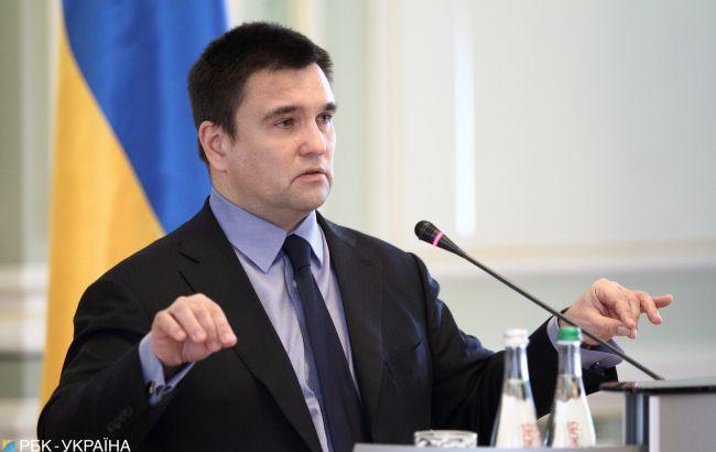 Клімкін назвав причину звільнення посла в Молдові