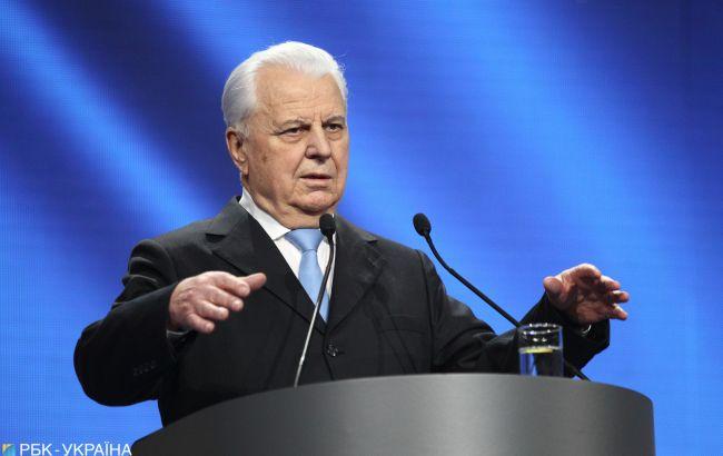 Кравчук назвав кроки України для виборів в ОРДЛО у березні 2021