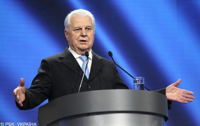 Минские соглашения в очередности 2015 года выполнить невозможно, - Кравчук