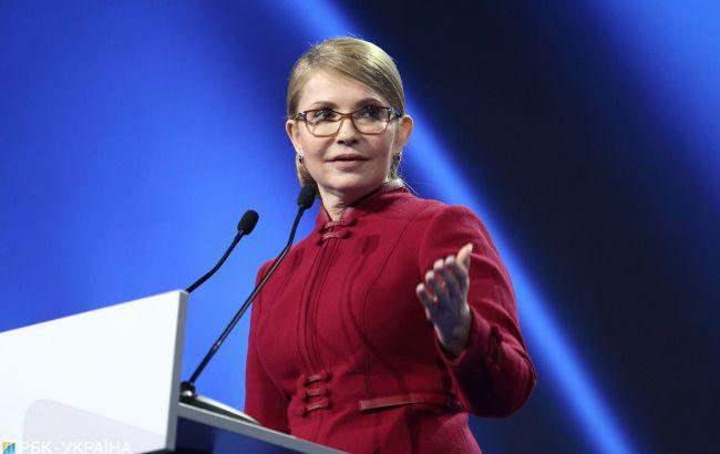"""Тимошенко: хотілося б, щоб політичний """"день бабака"""" закінчився"""