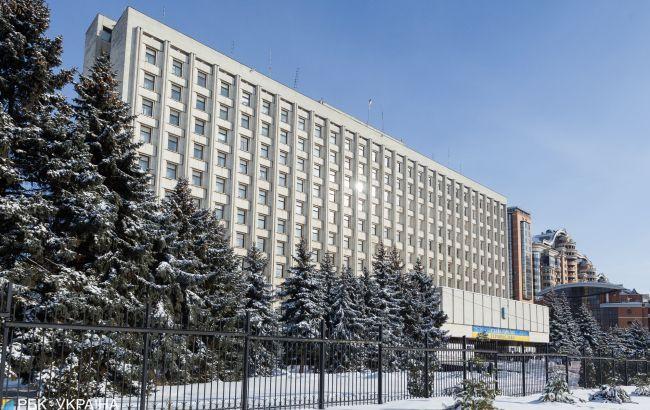 ЦВК затвердила витрати закордонних виборчих дільниць