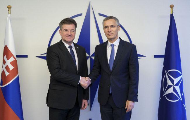 НАТО продовжити тиск на РФ у питанні відновлення суверенітету України