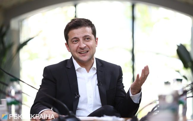 "Зеленский подписал закон о ""сплите"""