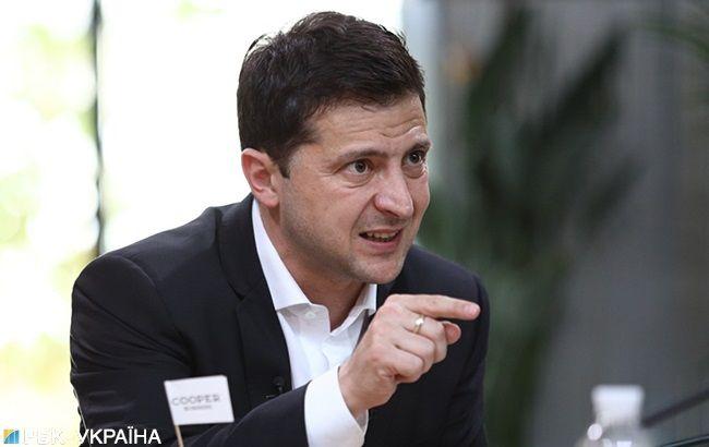 Зеленский рассказал, почему не увольняет Богдана