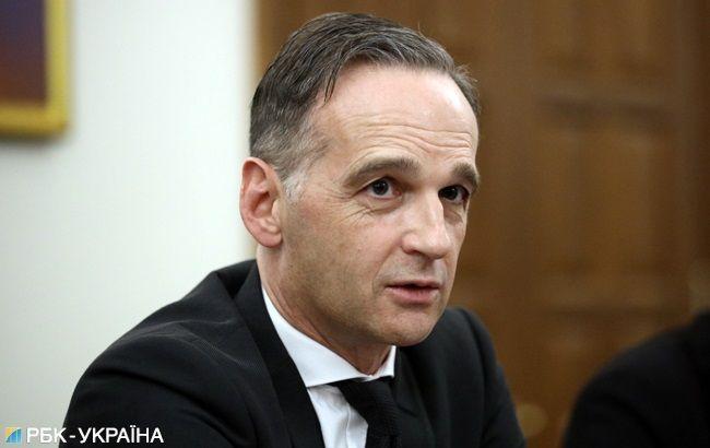 Германия и Франция внесут большой вклад в мир на Донбассе, - Маас
