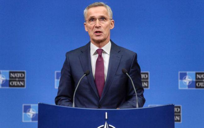 Столтенберг заявив про відсутність загрози з Росії для країн НАТО