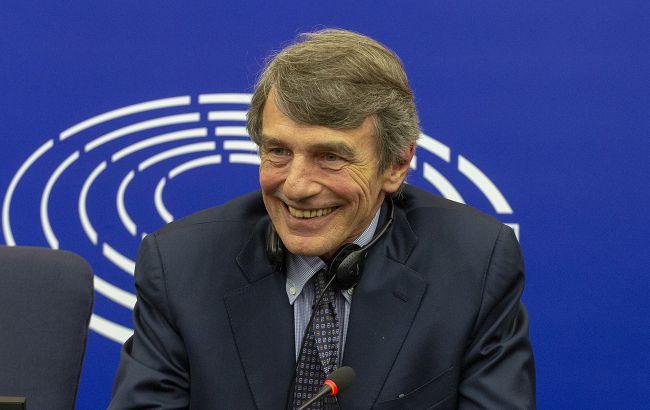 Глава Европарламента о стягивании российских войск: важно, чтобы РФ отступила