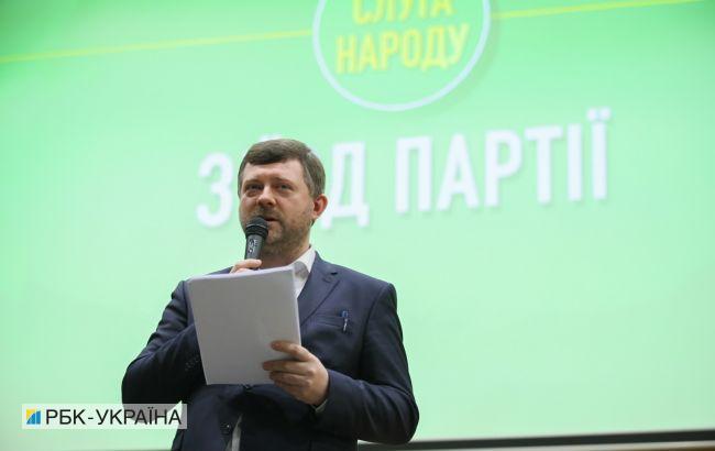 """""""Слуга народа"""" предотвратит регистрацию фейковых кандидатов в ЦИК"""