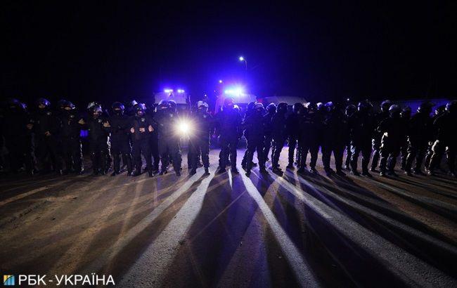 Эвакуированные из Уханя прибыли в Новые Санжары