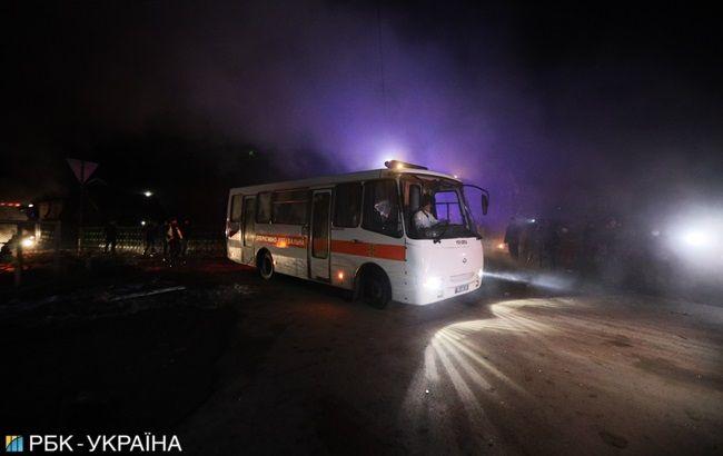 Все эвакуированные люди прошли проверку и не имеют симптомов ОРВИ, - Гончарук