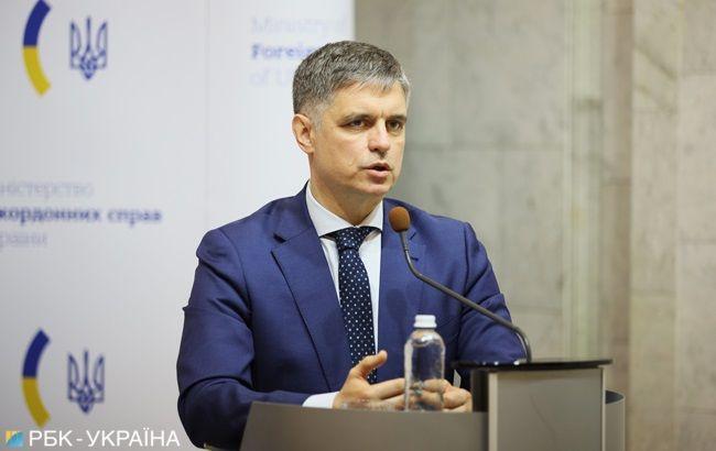Пристайко анонсував візит делегації з Ірану щодо катастрофи МАУ