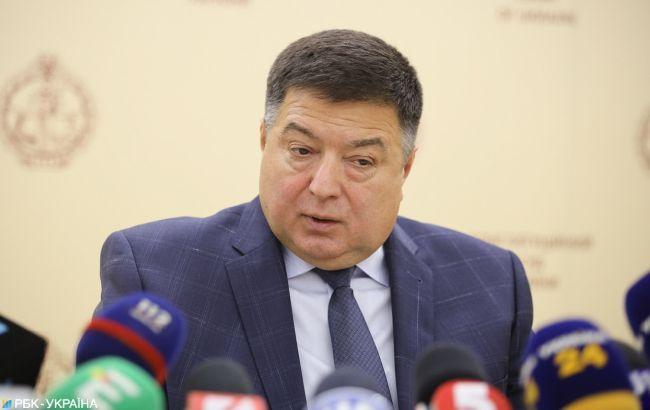 Тупицький програв суд проти Управління держохорони. Його поки не будуть пускати до КСУ
