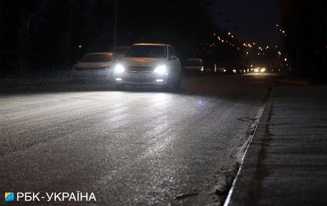 У Києві через ожеледь на дорогах сталося вже понад 120 аварій