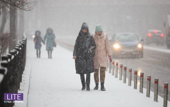 В Украину возвращаются морозы: синоптики назвали дату