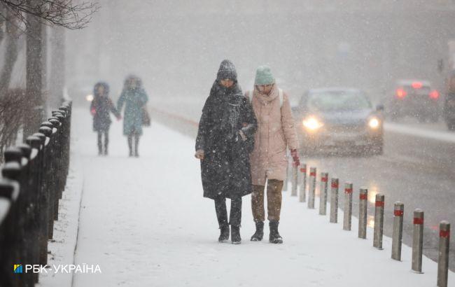 В Україну повертаються сильні морози: синоптики назвали дату