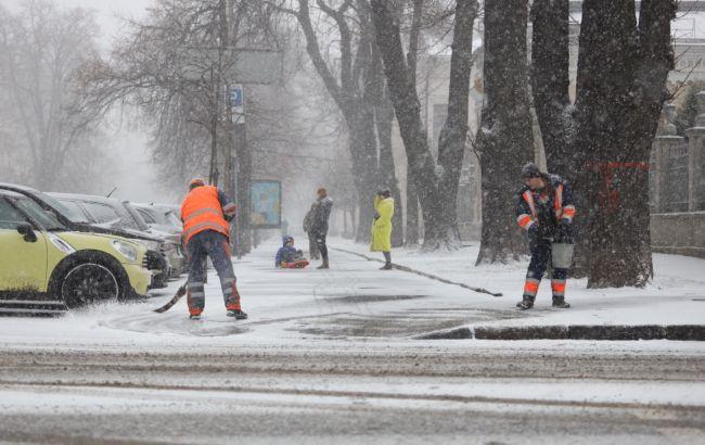 В Украину возвращается мокрый снег и дожди: какие области зацепит