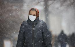В Украину движется новая волна похолодания: синоптики назвали дату