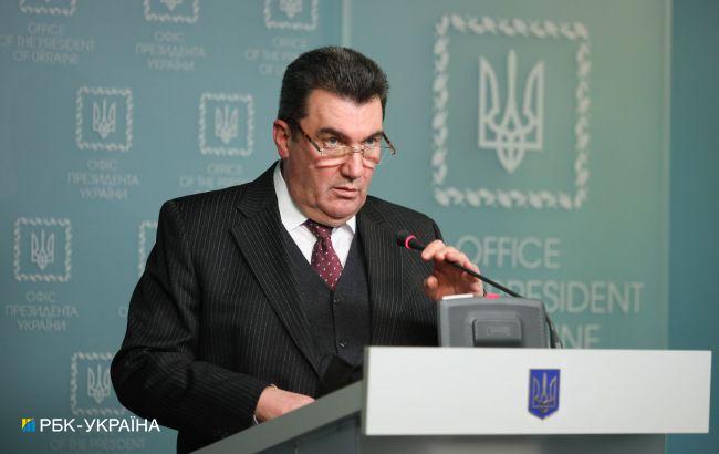 РНБО ухвалила секретні рішення щодо загострення на Донбасі