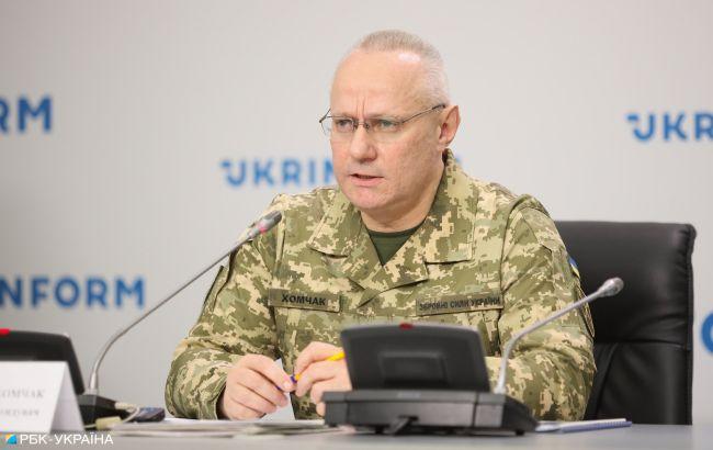 На Донбассе нет признаков подготовки наступления боевиков, - Хомчак