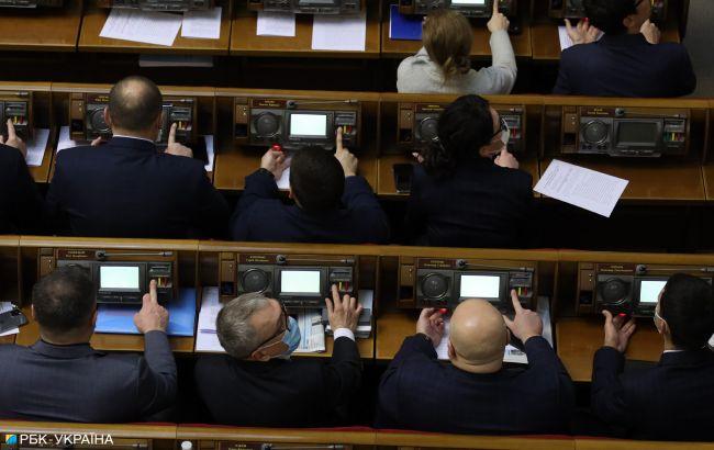 Рада одобрила закон для урегулирования задолженности за газ