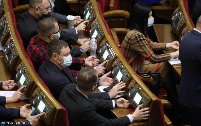 Рада в пятницу не будет заслушивать Кабмин: пленарное заседание предлагают отменить