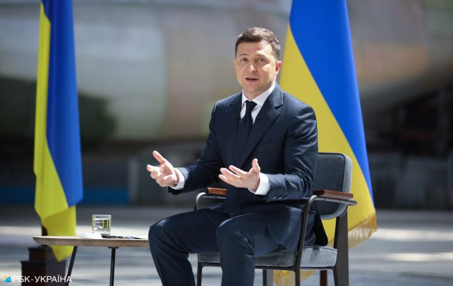 Зеленський розповів про запланований парад на День Незалежності України