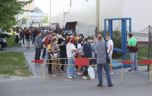 За минувшие сутки в Украине сделали более 51 тысячи прививок
