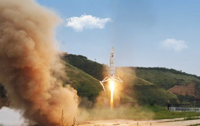 Нагадує ранній стрибок Falcon9: Китай завершив тестування маленької ракети Nebula M-1