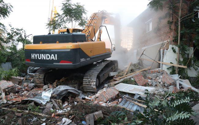 Філатов попередив про знесення нелегальних забудов у Дніпрі