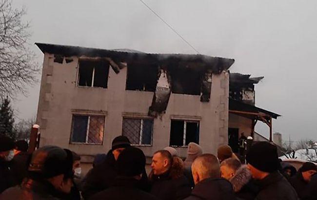 Готовился ремонт газового оборудования: полиция рассказала детали пожара в Харькове