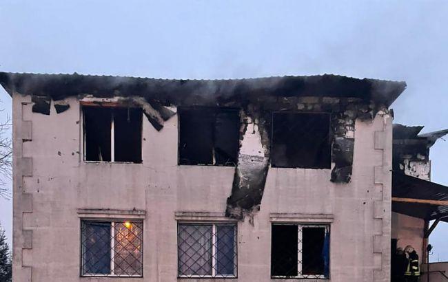 Суд в Харькове отправил под стражу и администратора сгоревшего хосписа
