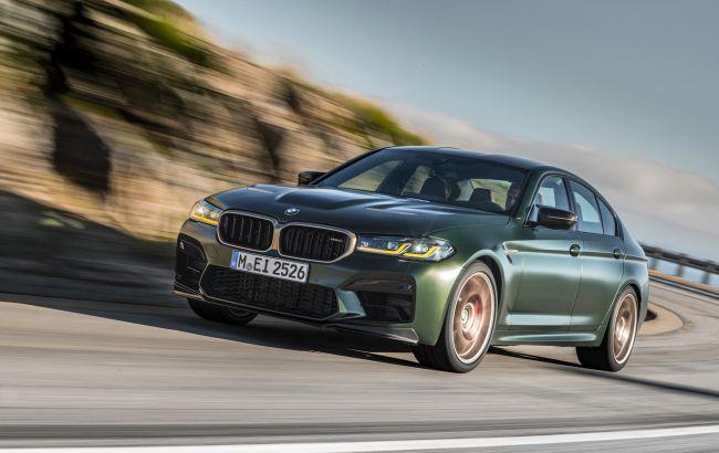 BMW отказывается прекращать производство двигателей внутреннего сгорания