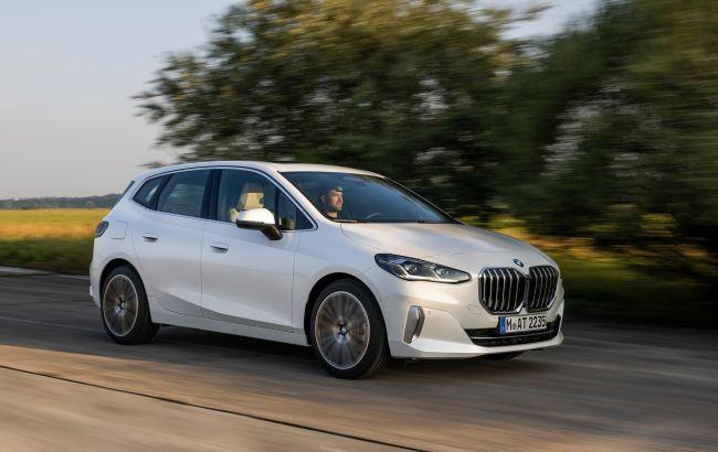 Самый необычный BMW: дебютировал компактвэн 2-Series Active Tourer второго поколения